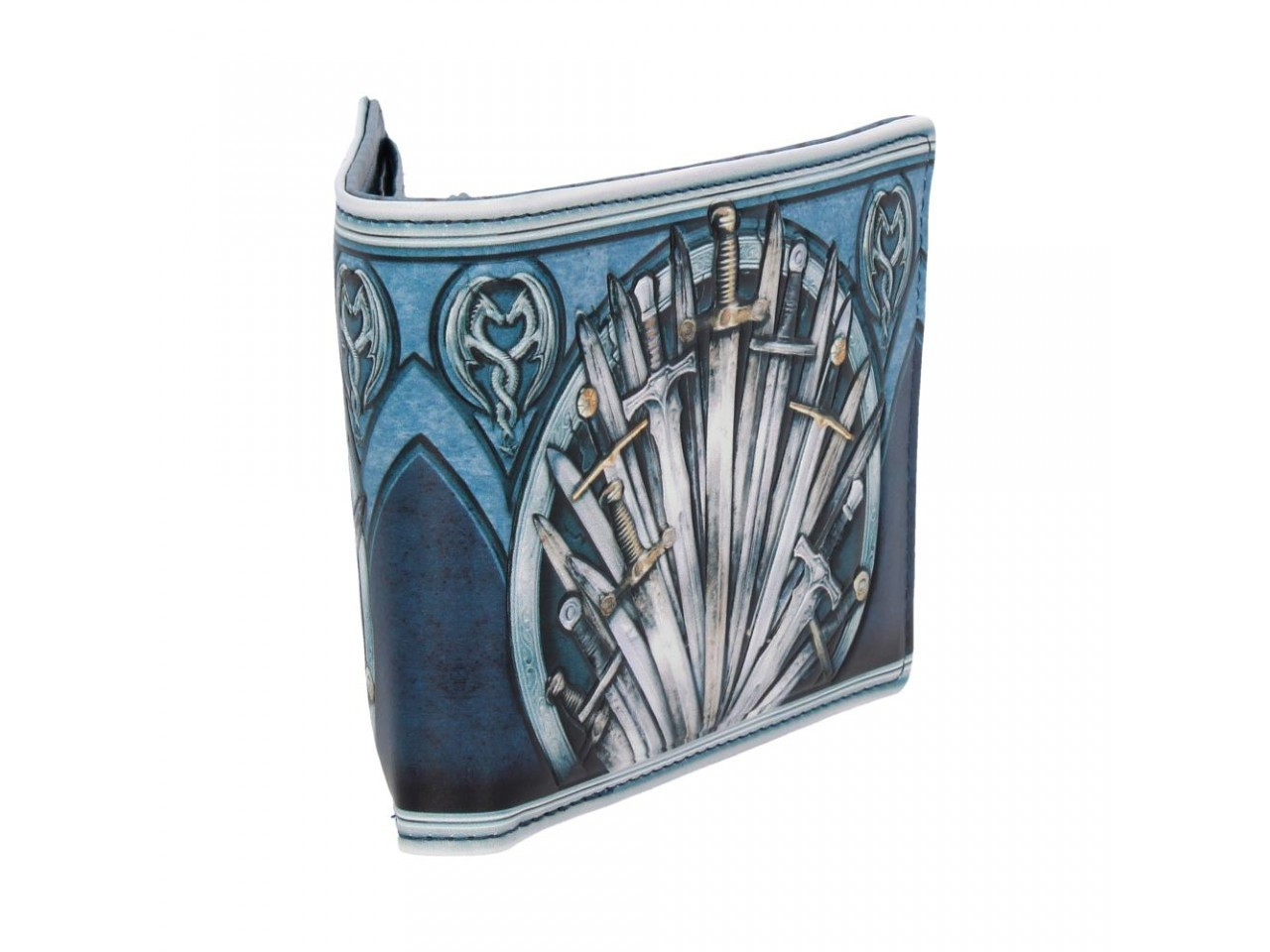 Medieval Rustic Swords Wallet