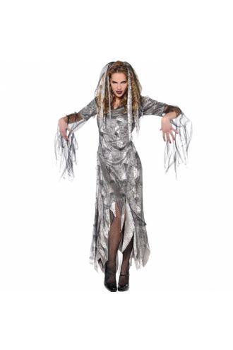 Graveyard Zombie Undead Fancy Dress Costume