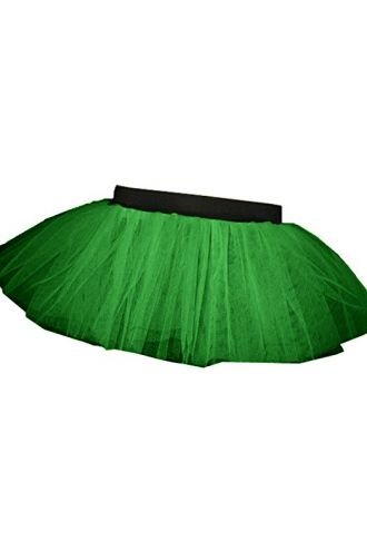 Dark Green Children's/Kids Tutu Skirt
