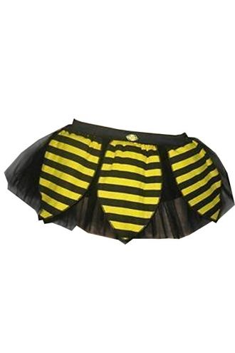Bumble Bee Childrens/Kids Tutu Skirt