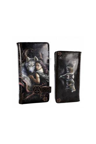 Eternal Wolf Pack Princess Bond Fanasty Purse Wallet