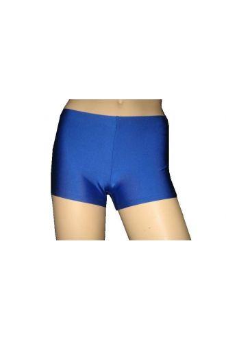 Royal Blue Hot Pants - Shorts