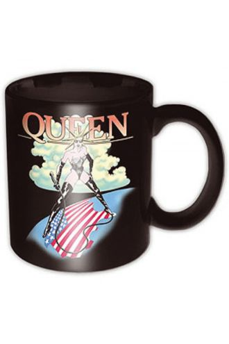 Official Queen Logo And Mistress Graphic Mug