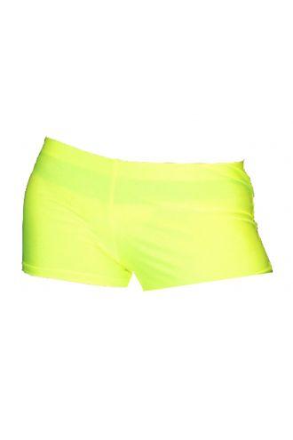Neon/UV Yellow Hotpants/Shorts