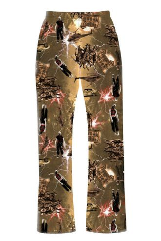 Zombies Blood Outbreak Cars Helicopter Flash Printed Loungewear