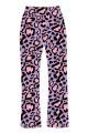 Classic Pink & Purple Animal Printed Loungewear Sleepwear Pyjama Bottoms