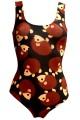 Harry The Hedgehog Cute Swimsuit Bodysuit