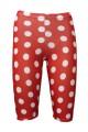Classic Minnie Polka Dot Printed Cycle Shorts