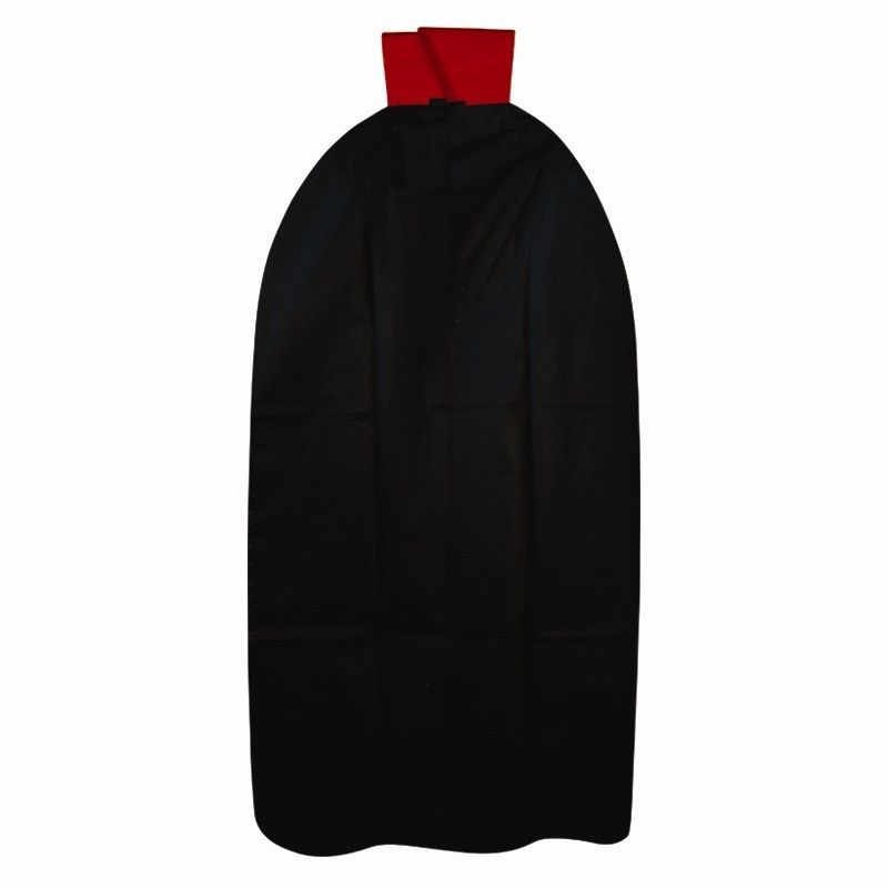 Vampire Dracula Red Collar Cape Costume Halloween Theatrical Fancy Dress