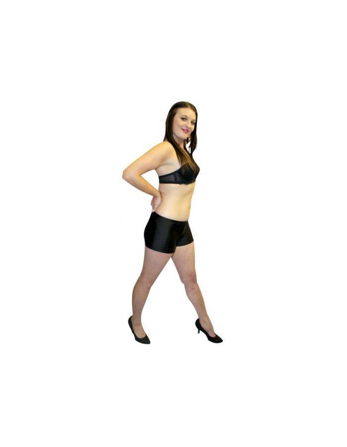 Black Hotpants/Shorts